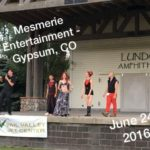 Mesmerie Entertainment Gypsum CO with text